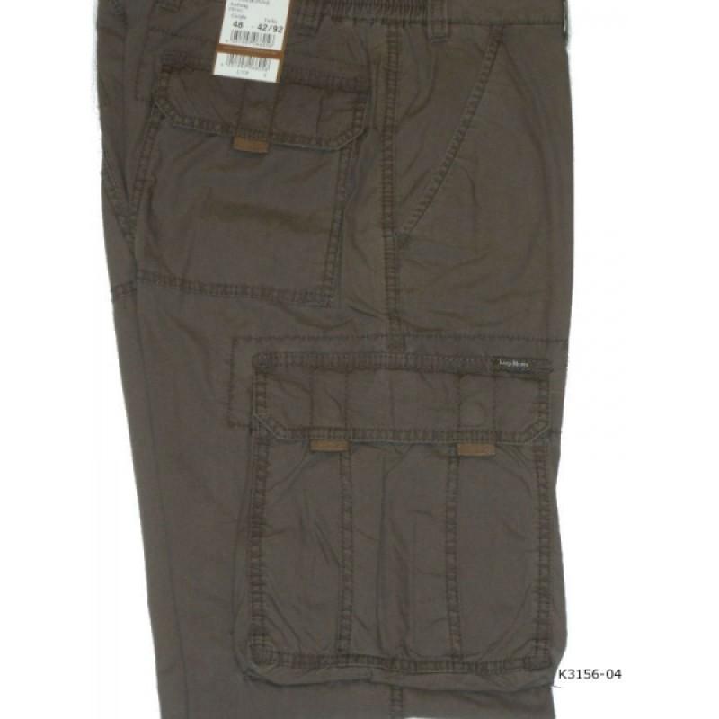 Ανδρικα Παντελονια K3156 Luigi Morini παντελόνι με πλαϊνές τσέπες Ειδικά