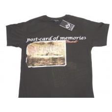 K1628 GIT T-shirt σταμπωτό Πόλο και Τ-shirts Ανδρικα ρουχα - borghese.gr