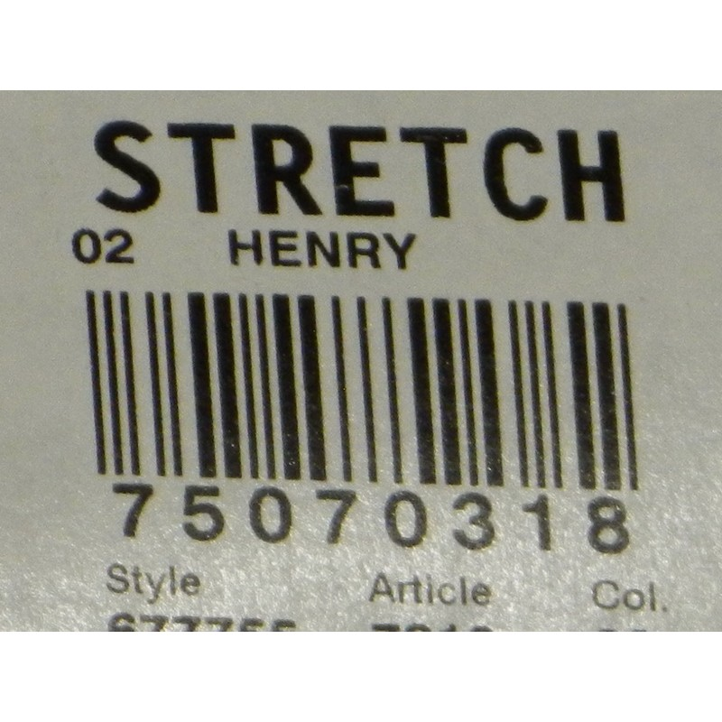 Chinos παντελονια K7755 Hattric τζιν με όρθια τσέπη