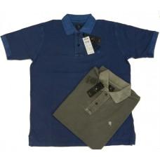 K1541 Kitaro Πόλο πλυμένο Πόλο και Τ-shirts Ανδρικα ρουχα - borghese.gr