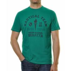 K4980 Ragman Μπλούζα σταμπωτή Πόλο φούτερ και Τ-shirts