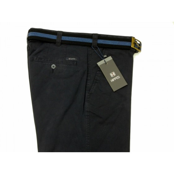Chinos Παντελονια - KH323-01 Hippos παντελόνι καμπαρντίνα Chinos Chinos Ανδρικα ρουχα - borghese.gr