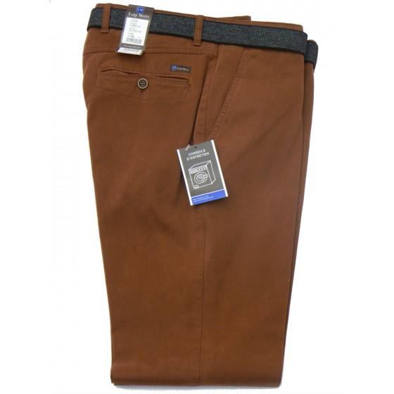 Chinos Παντελονια - X4761-11 Luigi Morini παντελόνι chinos Chinos Ανδρικα ρουχα - borghese.gr