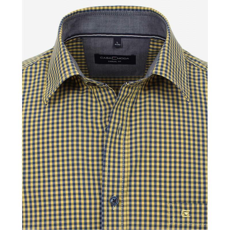 πουκάμισο Casamoda κοντό μανίκι