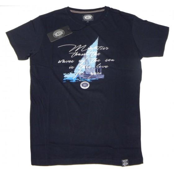 K0045 GIT T-shirt σταμπωτό Πόλο και Τ-shirts Ανδρικα ρουχα - borghese.gr