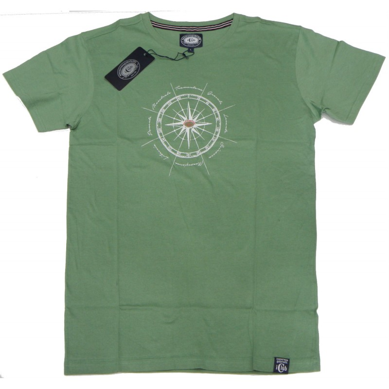 K0048 GIT T-shirt σταμπωτό