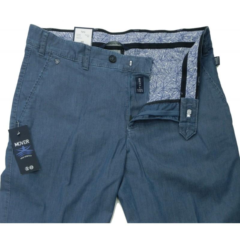 Chinos Παντελονια - K1010-27 Bruhl παντελόνι  Chinos Ανδρικα ρουχα - borghese.gr