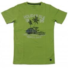 K1119-20 KITARO t-shirt printed Πόλο και Τ-shirts Ανδρικα ρουχα - borghese.gr