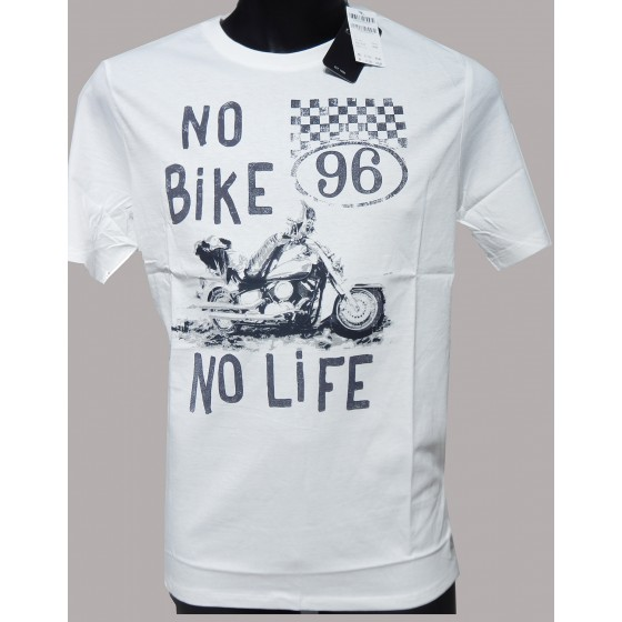 KITARO printed t-shirt - Πόλο και Τ-shirts Ανδρικα ρουχα - borghese.gr