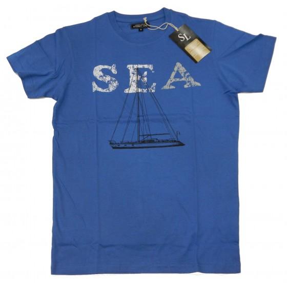K1736 StormyLife T-shirt σταμπωτό Πόλο και Τ-shirts Ανδρικα ρουχα - borghese.gr