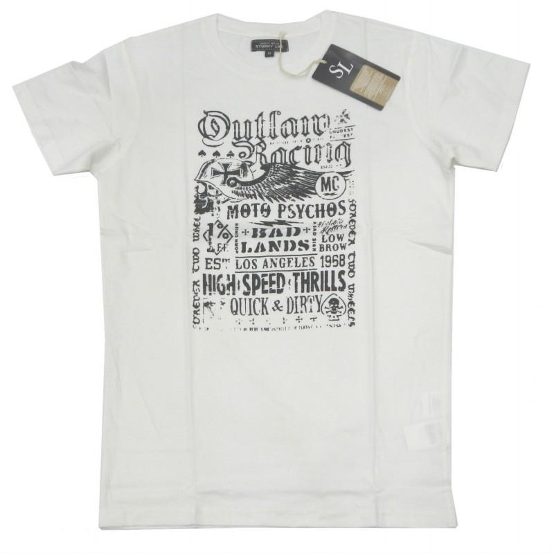 T-shirt σταμπωτό Πόλο και Τ-shirts Ανδρικα ρουχα - borghese.gr