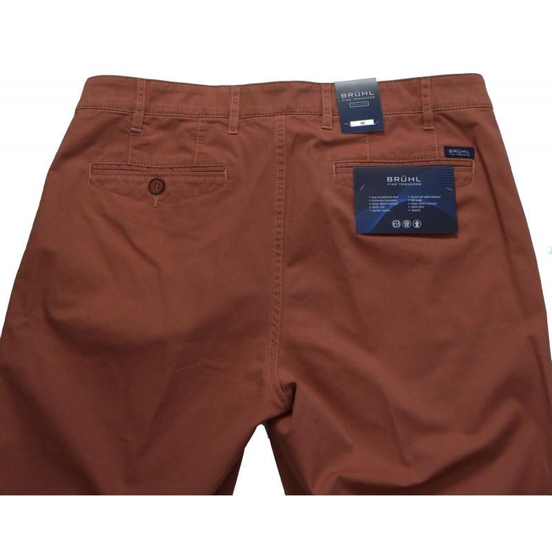 Bruhl παντελόνι με φιλέτο στην τσέπη