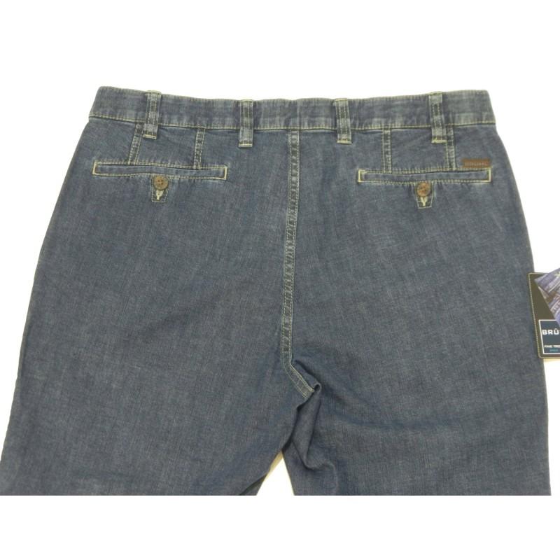 Chinos παντελονια Bruhl παντελόνι τζιν με όρθια τσέπη