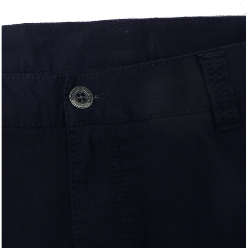 Hattric βερμούδα με πλαϊνές τσέπες μεγ. μέγεθος