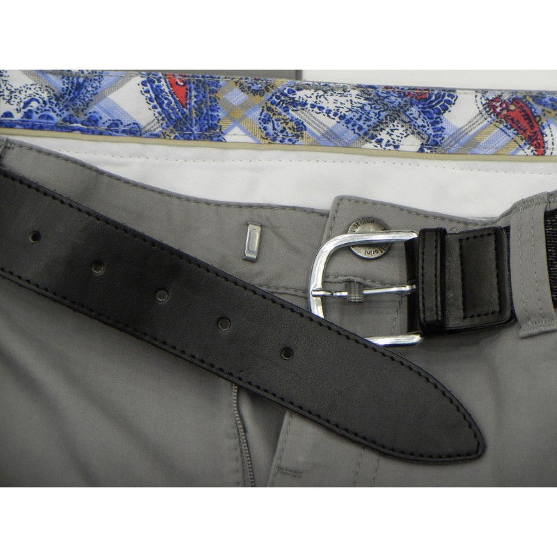 Chinos Παντελονια - K4041-09 Luigi Morini COOLMAX παντελόνι βαμβακερό Chinos Ανδρικα ρουχα - borghese.gr