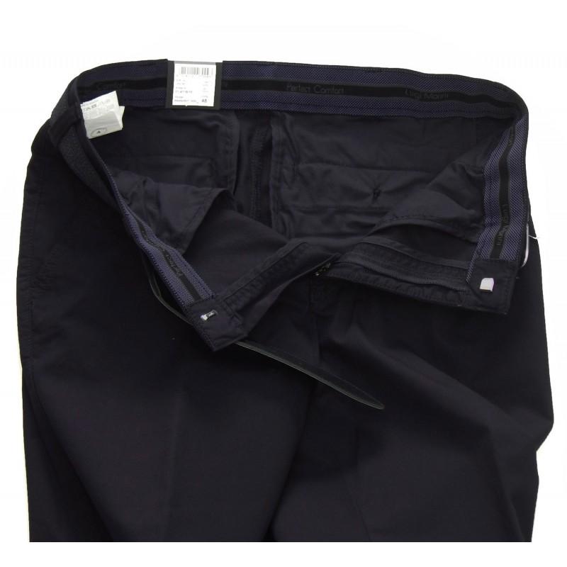 παντελόνι σταθερού χρώματος Chinos Luigi Morini