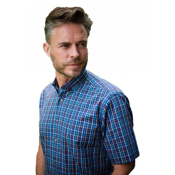 πουκάμισο καρό ΚΜ