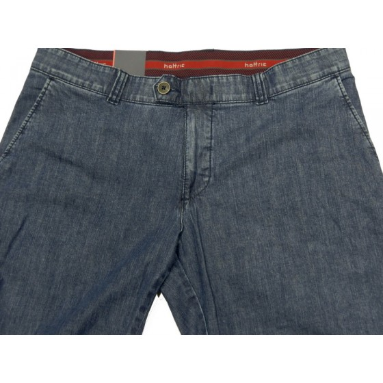 Chinos Παντελονια - K7755 Hattric παντελόνι τζιν με όρθια τσέπη Chinos Ανδρικα ρουχα - borghese.gr