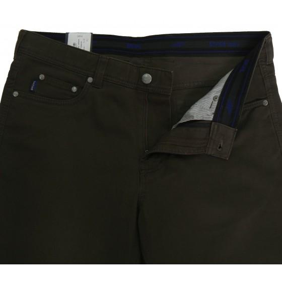 Ανδρικα Παντελονια - X0139-05 Bruhl πεντάτσεπο παντελόνι  5τσεπα και τζινς Ανδρικα ρουχα - borghese.gr