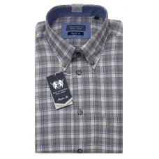 Ανδρικα Πλεκτα - X0233-09 Sea Barrier πουκάμισο ΜΜ Πλεκτά  Ανδρικα ρουχα - borghese.gr