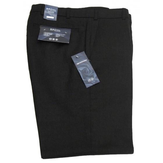 Bruhl κλασικό μάλλινο παντελόνι