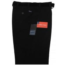 Ανδρικα Παντελονια - X3620-01 Bruhl παντελόνι Thermo φοδραρισμένο Ειδικά Ανδρικα ρουχα - borghese.gr