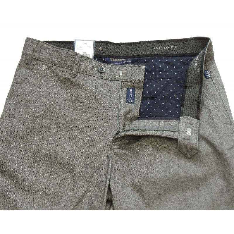 Chinos Παντελονια - X4030-09 Bruhl chinos παντελόνι - Chinos Ανδρικα ρουχα - borghese.gr