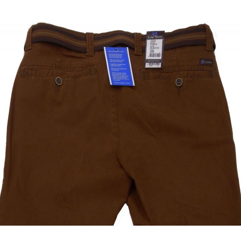 Chinos Παντελονια - X4047-13 Luigi Morini chinos παντελόνι Chinos Ανδρικα ρουχα - borghese.gr
