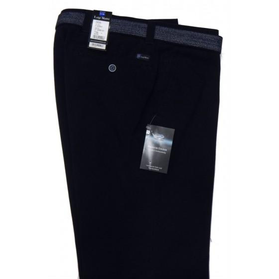 Chinos παντελονια X4088-03 Luigi Morini  σταθερό χρώμα