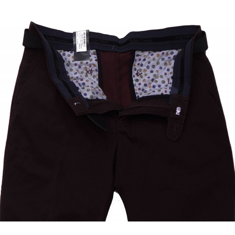 Chinos Παντελονια - X4166-12 Luigi Morini chinos παντελόνι Chinos Ανδρικα ρουχα - borghese.gr