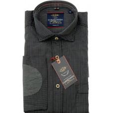 Ανδρικα Πουκαμισα - X5300 Casamoda καρό πουκάμισο Πουκάμισα Ανδρικα ρουχα - borghese.gr