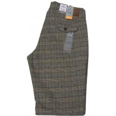 Chinos Παντελονια - X7225-04 HATTRIC παντελόνι καρό Chinos Ανδρικα ρουχα - borghese.gr
