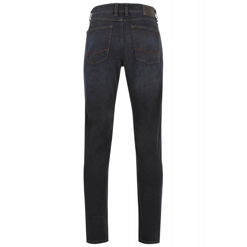 Ανδρικα Παντελονια - Hattric παντελόνι τζιν 5τσεπο  5τσεπα και τζινς Ανδρικα ρουχα - borghese.gr