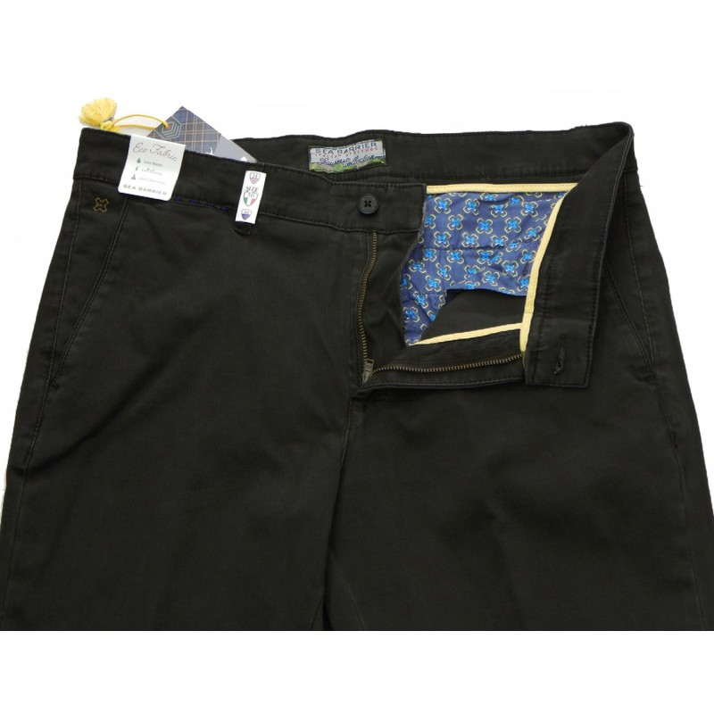 Chinos Παντελονια - X8935-14 Sea Barrier chinos παντελόνι βαμβακερό Chinos Ανδρικα ρουχα - borghese.gr